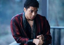 'Chilling Adventures of Sabrina' Star Chance Perdomo on Finding Success as an Actor