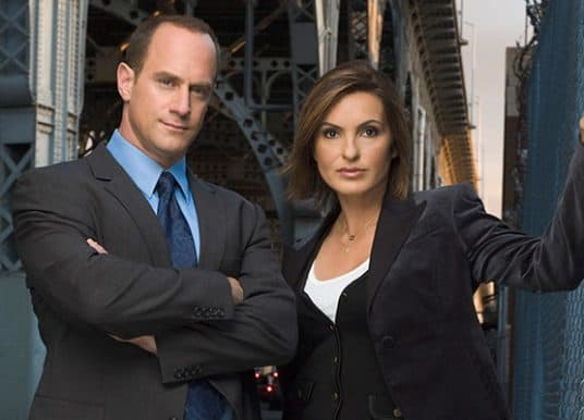 """Christopher Meloni on His 'Law & Order: SVU' Audition: """"We got control of the room"""""""