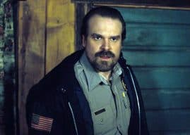 """David Harbour on Who Influenced Him as an Actor and Why He Likes Playing an """"Everyman"""""""