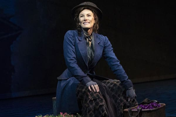 'My Fair Lady' Star Laura Benanti Offers Audition Advice and How She Would Change the Theater Industry