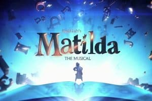 "'Matilda, The Musical' (Bruce): ""It was the biggest burp I had ever done"""