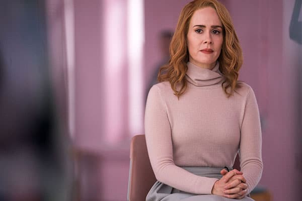 Sarah Paulson on How She Plays the 'Twist' in a Scene