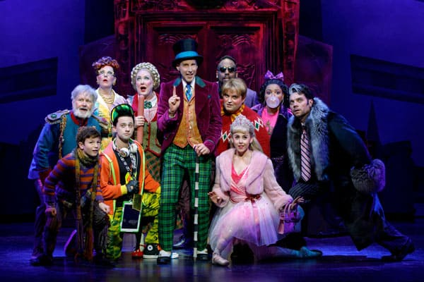 Theatre Review Charlie The Chocolate Factory Daily Actor