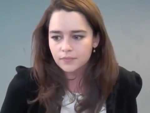 Watch: Emilia Clarke's Audition for the Film, 'Belle'