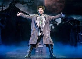 'Beetlejuice' Star Alex Brightman on Playing Broadway's 'Ghost with the Most'