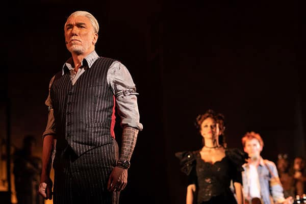 "'Hadestown' Star Patrick Page Teaches Acting and He Can Spot Your ""Tricks"""