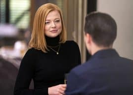 "Succession's Sarah Snook on the Premiere Twist and Filming a Pivotal Scene: ""For me, I was terrified"""