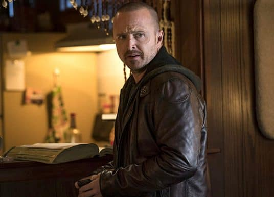 Aaron Paul on Returning as Jesse Pinkman and the Advice Bryan Cranston Gave Him Early On