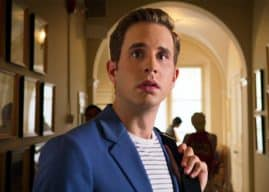 """Ben Platt on 'The Politician' and Playing an """"Assertive, Aggressive and Confident"""" Character"""