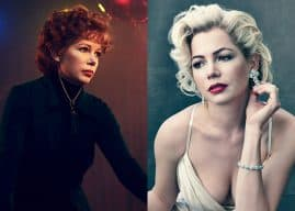 """Michelle Williams on Portraying Real-life Figures: """"It's a little like trying to tap into somebody's spirit"""""""