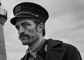"""Robert Pattinson on 'The Lighthouse' and Why It Was Liberating to Play a """"Mad"""" Character"""