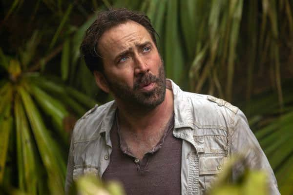 Nicolas Cage Talks Acting and How He Finds Inspiration