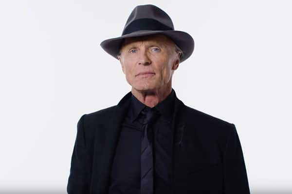 Ed Harris on Building a Character and His Take on Becoming an Actor