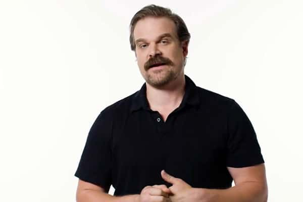 David Harbour Explains What He Did to Become More Comfortable When Auditioning