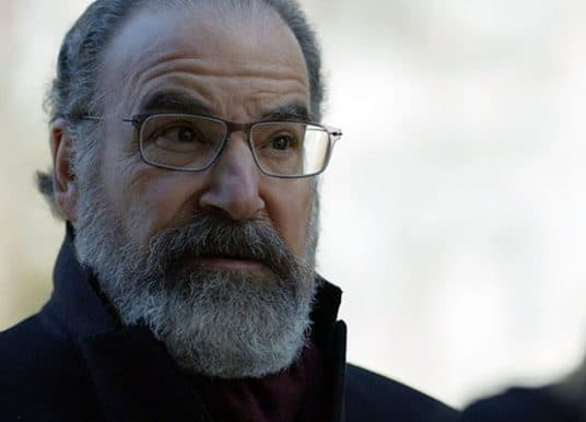 """Mandy Patinkin on Acting: """"Don't do it unless you have too"""""""