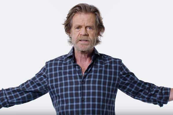 What is William H. Macy's Advice to Actors?
