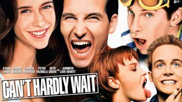 "'Can't Hardly Wait' (Preston): ""Maybe nothing happens for a reason."""