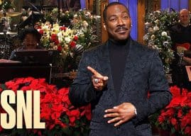 """Eddie Murphy: """"I've had one audition. It was SNL."""""""