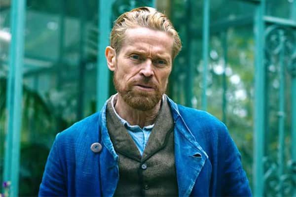 When Playing Real People, It's All About Research and Interpretation for Willem Dafoe