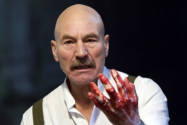 """What Does Patrick Stewart Say Before Walking Onstage That """"Takes Away Anxiety and Stress and Worry""""?"""