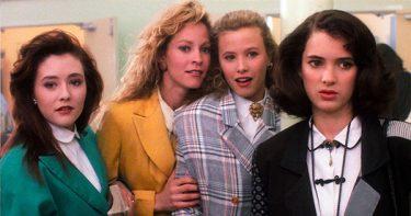 "'Heathers' (Heather Chandler): ""You were nothing before you met me!"""