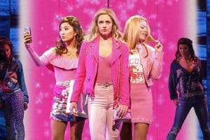 "'Mean Girls, the Musical' (Regina): ""You know I died for fifteen seconds, right?"""