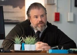 """Tyler Labine on 'New Amsterdam' and Why He Thought They Were Going to Write Him """"Out of the Show"""""""