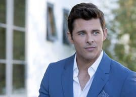 """James Marsden on His Variety of Roles and the """"Joy of Being An Actor"""""""
