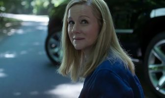 Actor Laura Linney in Ozark