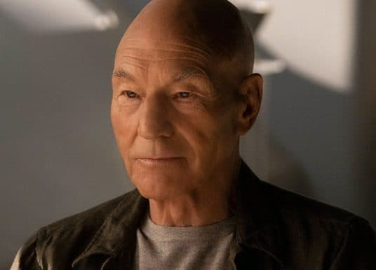 Patrick Stewart on Auditions and the Reason He Stopped Doing Stage Fights