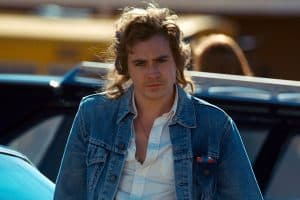 'Stranger Things' Star Dacre Montgomery on Almost Getting Kicked Out of Drama School and Why He Arrives On Set So Early
