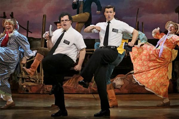 Monologues from The Book of Mormon