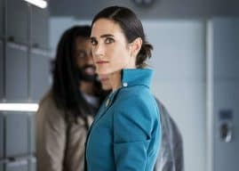 Jennifer Connelly on Creating a Backstory and Returning to TV in 'Snowpiercer'