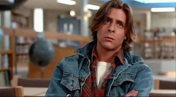 "'The Breakfast Club' (Bender): ""What do you care what I think, anyway?"""