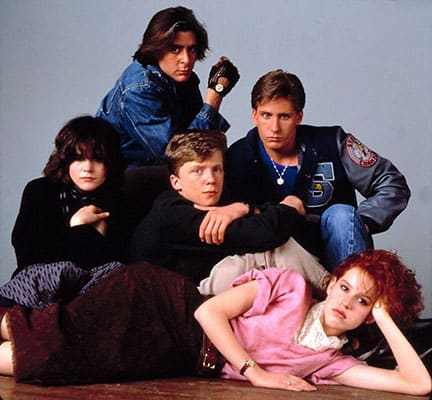 Monologues from The Breakfast Club
