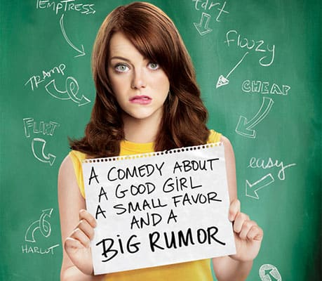 Monologues from the Movie, EASY A, Starring Emma Stone