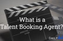 Talent Booking Agent Job Description