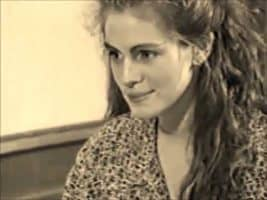 Watch: Julia Roberts Audition From the 1980s