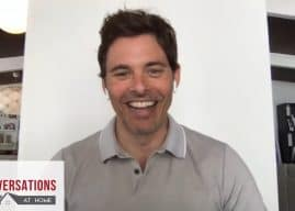 Watch: SAG Conversations with James Marsden of 'Dead to Me'