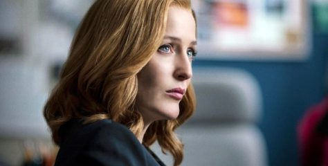 """Gillian Anderson on Getting Cast in 'The X-Files': """"I lied about my age on the first audition"""""""