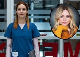 """Interview: Laurence Leboeuf on 'Transplant', Going to Medical Boot Camp and Why She Likes Being """"Surprised"""" By Her Character"""