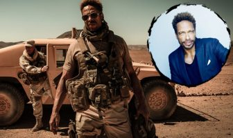 Interview Gary Dourdan Redemption Day
