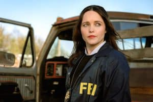 Rebecca Breeds on Mastering Clarice Starling's Accent on 'Clarice'