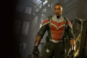 Anthony Mackie on His Long Road to Success and the Advice Morgan Freeman Gave Him