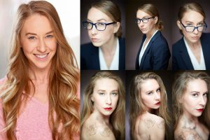 Caitlin Patricia Weiler on Getting into Character for Headshots