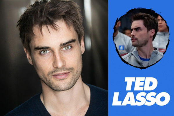Interview: Stephen Manas on 'Ted Lasso', How He Got Cast and More!