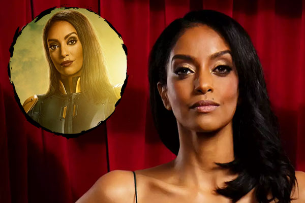 Supergirl Azie Tesfai Interview