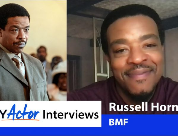 """Interview: Russell Hornsby on 'BMF', Filming During Covid and Why Each Character Needs """"Some Place to Go"""""""