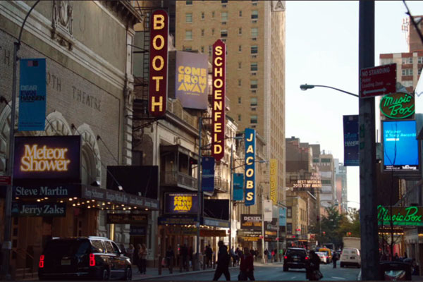 Documentary On Broadway Review